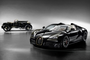 Veyron Grand Sport Type 18 Black Bess