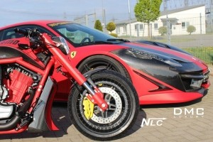 DMC Readies the Ferrari 458 Estremo for Top Marques Monaco