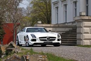 SGA Mercedes-Benz SLS AMG Widebody