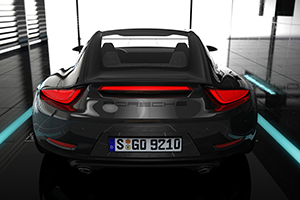 Porsche 921 Vision Design Concept
