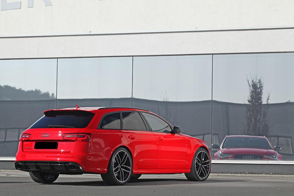 HPerformance Audi RS 6 Avant