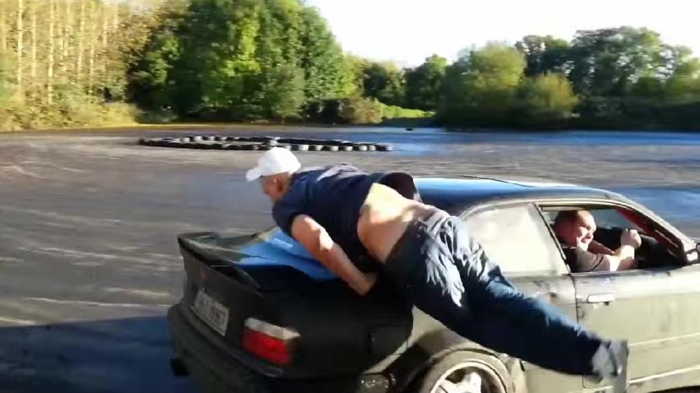 BMW Drift Idiot