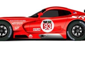 SRT Viper GTS-R Classic Livery