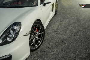 Boxster S V-FF Forged Wheels