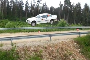 BMW Rally Jump