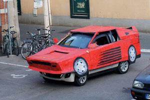 Ferrari Skin