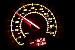 TT Gallardo Acceleration