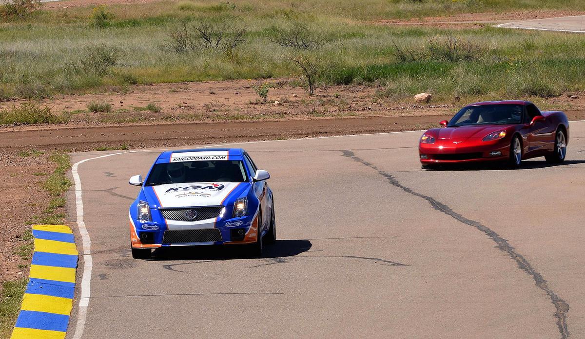 Kai Goddard Inde Motorsports Ranch