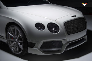 Vorsteiner Bentley Continental GT BR10-RS Edition