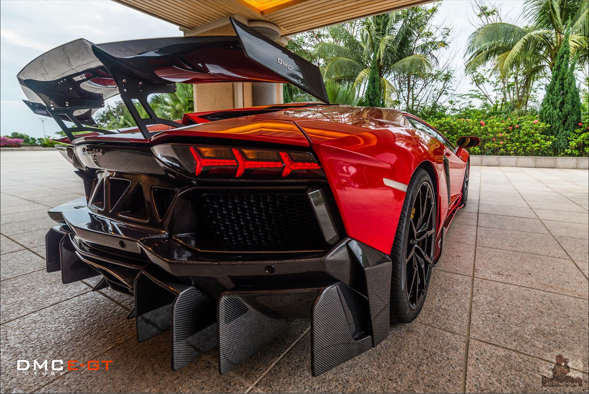 Dmc Exotic Car Tuning Shows Off Stage 3 Lp988 Edizione Gt