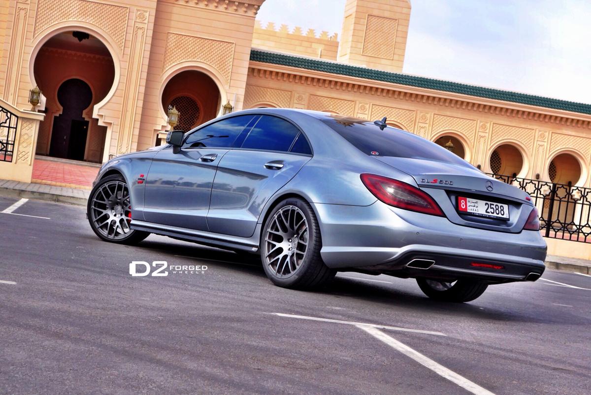 Mercedes-Benz CLS 500 D2Forged MB1 Monobloc