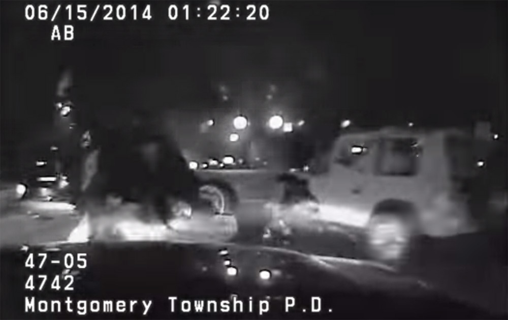 Drunk Driver FAIL
