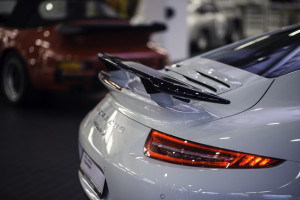 Porshce Exclusive 911 Turbo S GB Edition