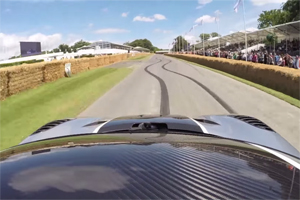 Koenigsegg One:1 at Goodwood