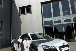 mbDESIGN Audi R8 Camouflage