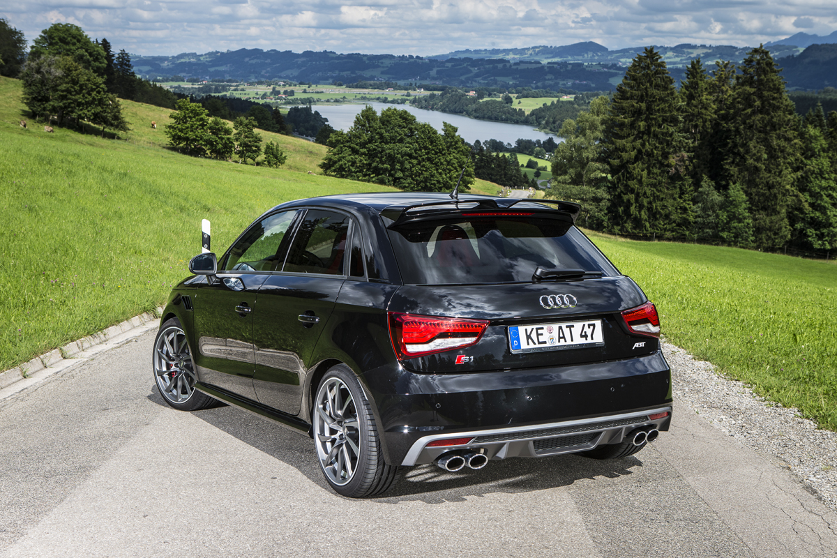 Abt Sportsline Has Some Fun With The Audi S1