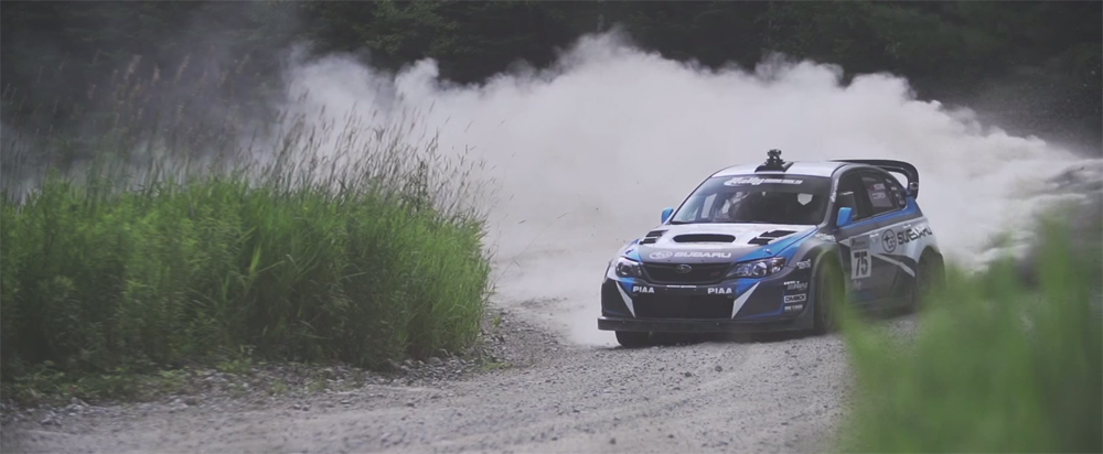 FY Racing NE Forest Rally