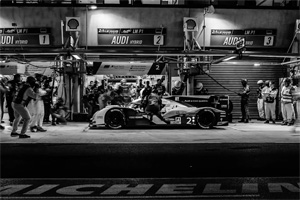 24 Hours of Le Mans in Pictures