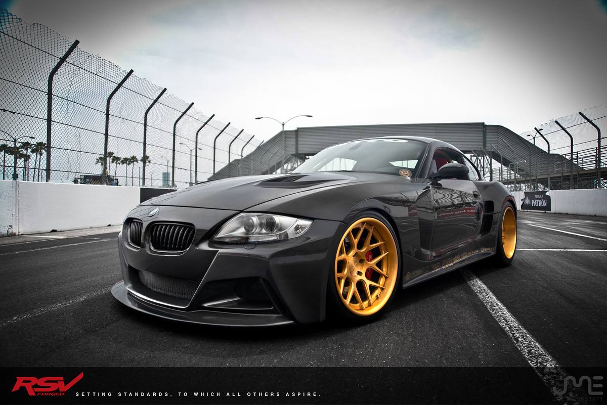 Featured Fitment Bmw Z4 M W Rsv Forged S 1 Rs7m Wheels