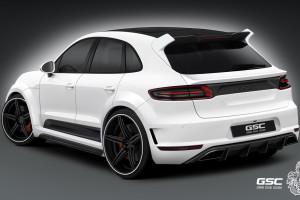 German Special Customs Porsche Macan preview