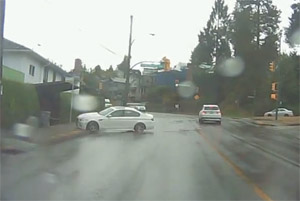 Friday FAIL BMW M5 Crash