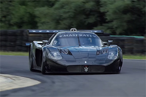 Maserati MC12 GT1 Centenario
