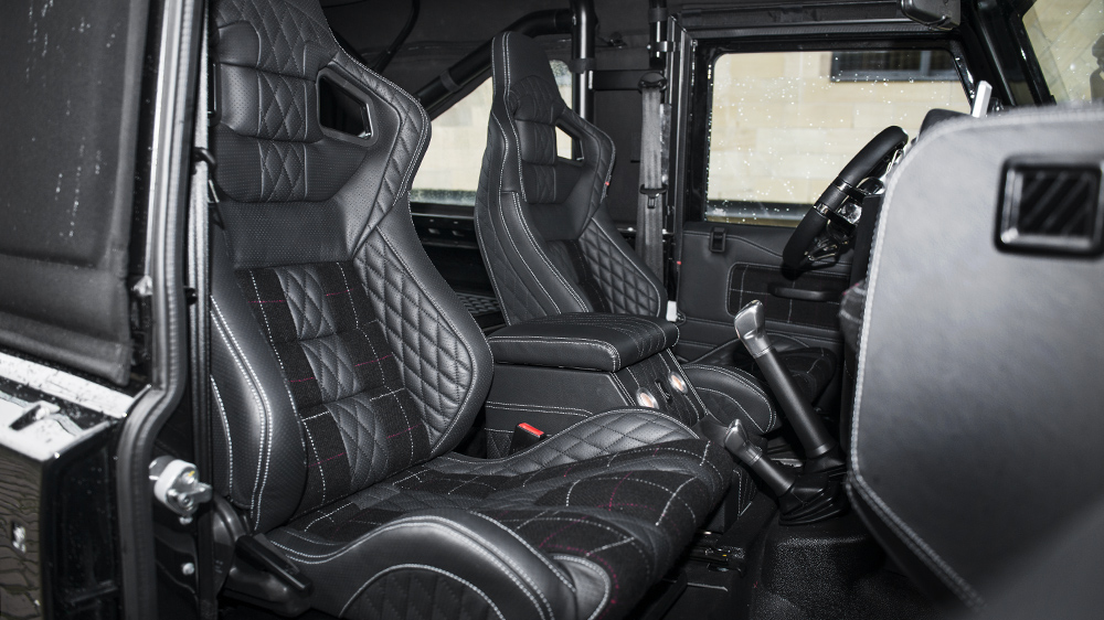 Chelsea Truck Company Land Rover Defender SVX