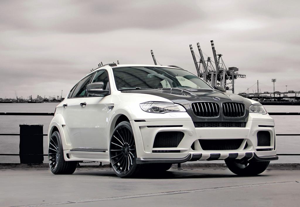 DD Customs BMW X6 M