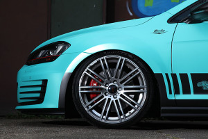 Cam Shaft And Pp Performance Make A Mint Metallic Gti