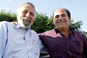 Tom and Ray Magliozzi