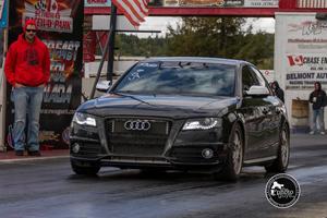 Audi S4 World Record