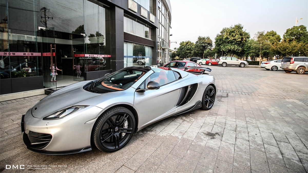 DMC McLaren MP4-12C MSO