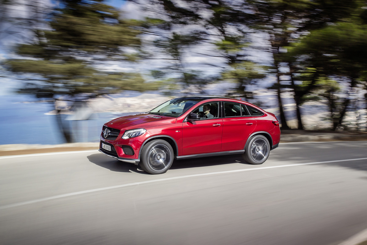 Mercedes benz gle 450 amg coupe is your new niche car for Mercedes benz gle 450