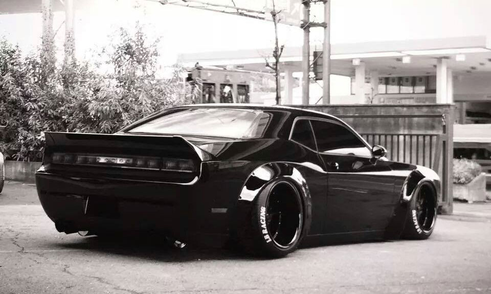 Libery-Walk-LB-Works-Challenger-3