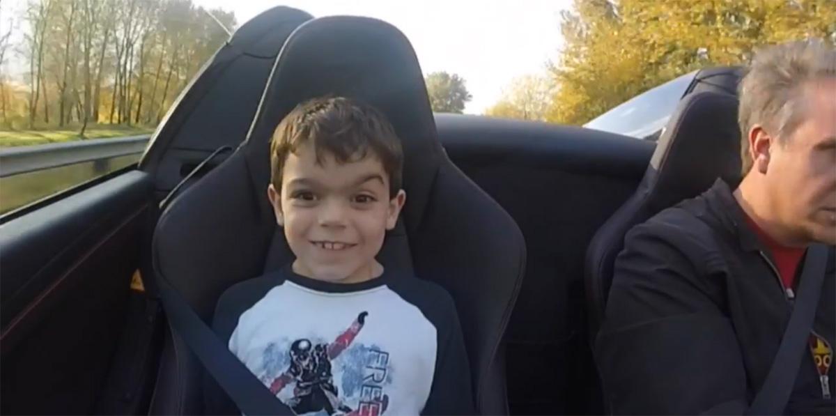 Dream Drives for Kids