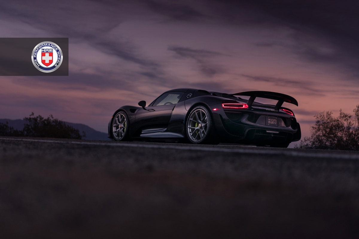 featured fitment porsche 918 spyder with hre p101 wheels. Black Bedroom Furniture Sets. Home Design Ideas