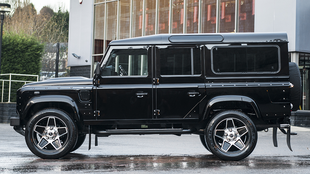 Bring Your Friends With The Chelsea Truck Company Defender