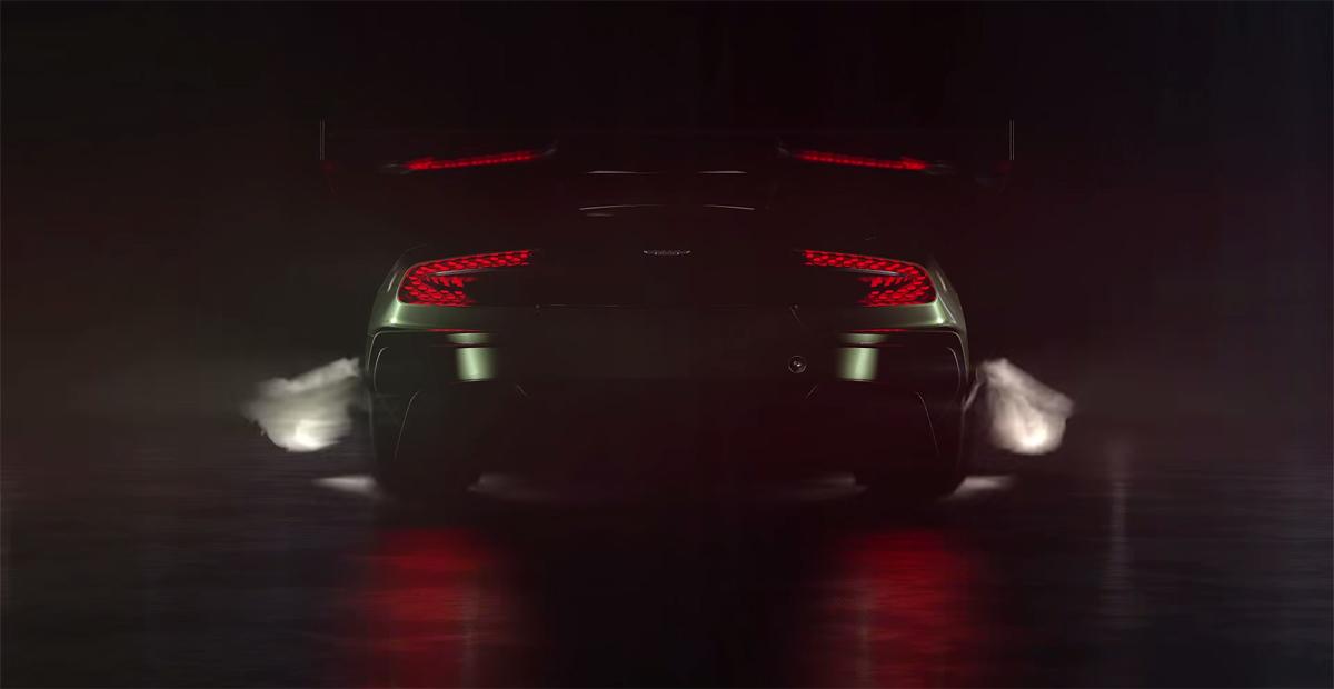 Aston Martin Vulcan Preview
