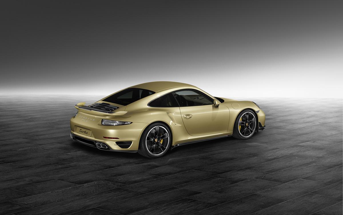 Porsche Exclusive 911 Turbo Aerokit