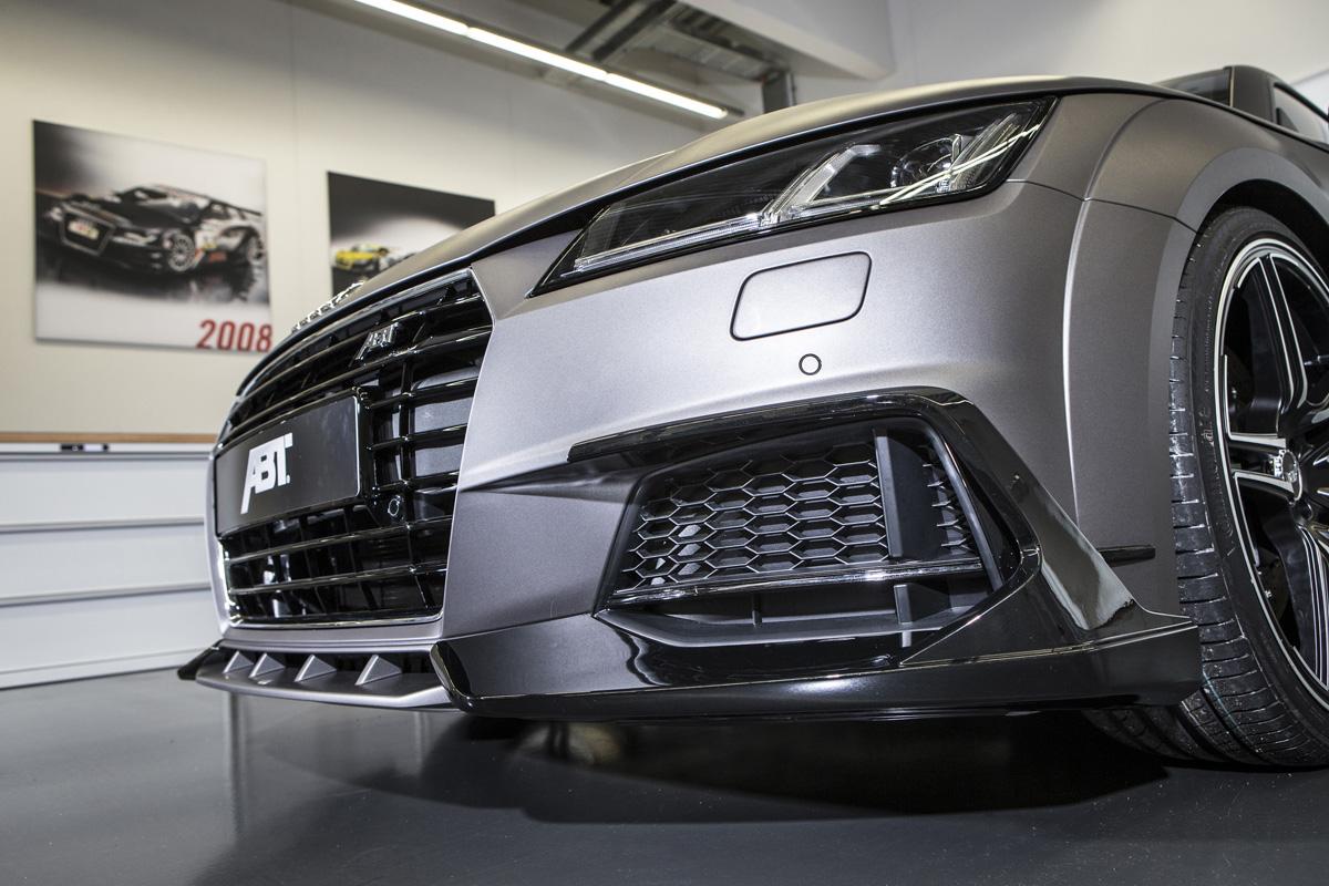 Abt Sportsline Takes On The Mk3 Audi Tt For Geneva