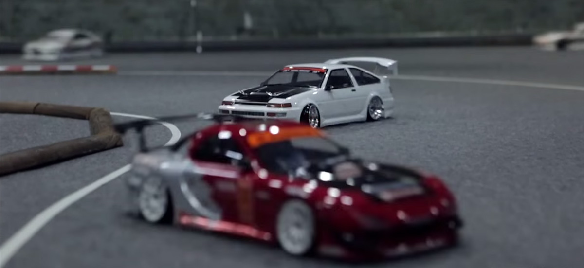 Benz Drift Car >> Get your Drift on with these Crazy RC Cars! - MotoringExposure