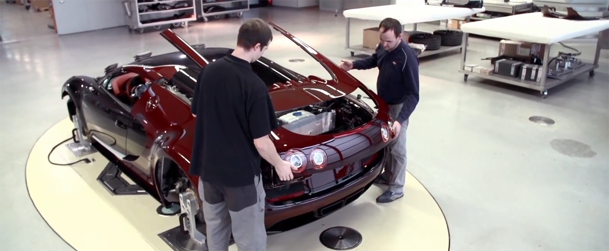 Bugatti Veyron 16.4 La Finale