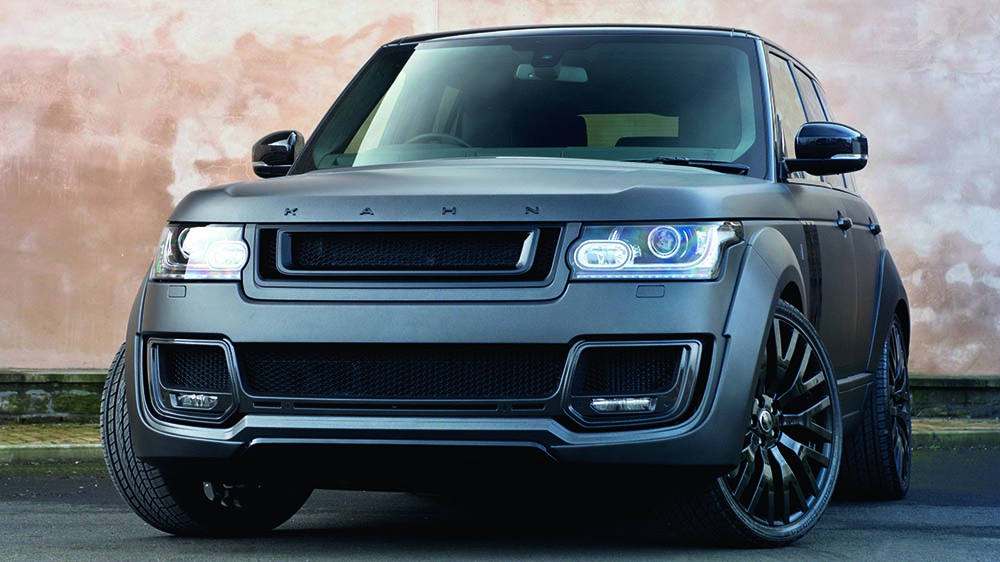 the project kahn range rover rs 650 rolls into geneva. Black Bedroom Furniture Sets. Home Design Ideas