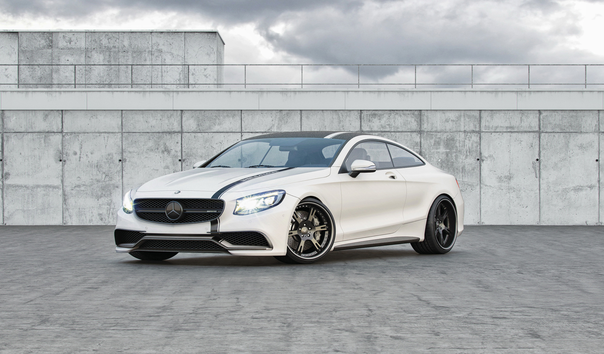 WheelsandMore Mercedes-Benz S 63 AMG Coupe Seven-11