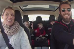 Dream Drives for Kids Tesla Model S P85D