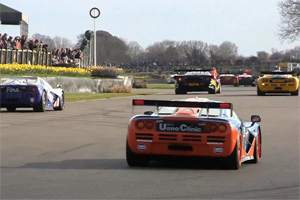 McLaren F1 GTR Goodwood