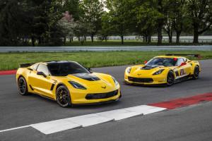 2016 Corvette Z06 C7.R Edition