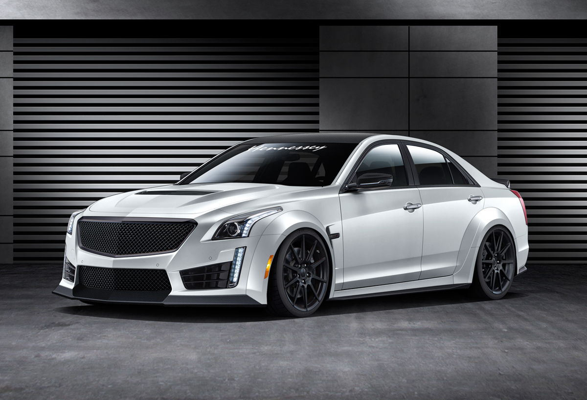 2016 hennessey performance hpe1000 cadillac cts v. Black Bedroom Furniture Sets. Home Design Ideas