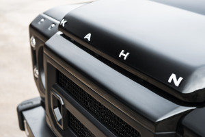 LHD Kahn Defender XS90 Chelsea Wide Track