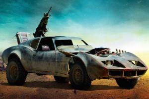 Mad Max Fury Road Vehicles